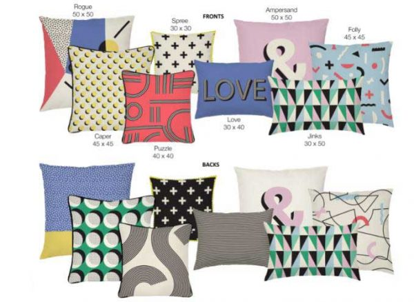 Stonehaven Bed Centre Cushions