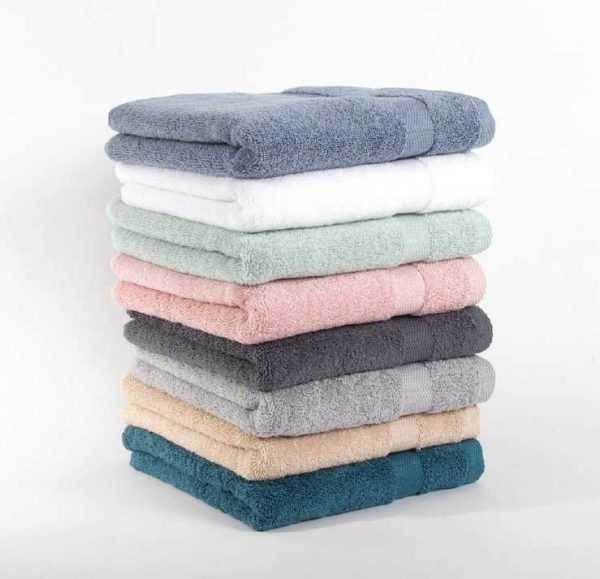 Stonehaven bed Centre - Towels